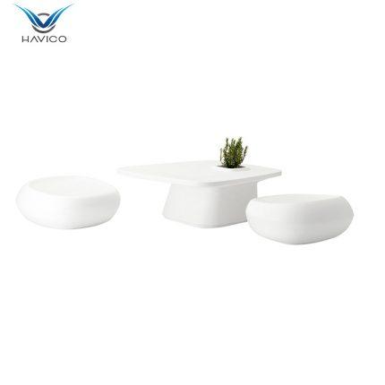 Bộ bàn ghế Composite GC024