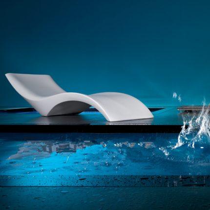 Ghế hồ bơi Composite GHB02